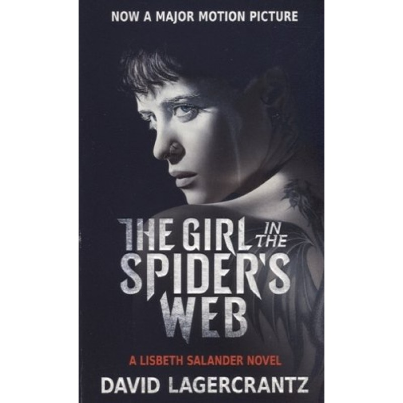 Girl in the spider\'s web