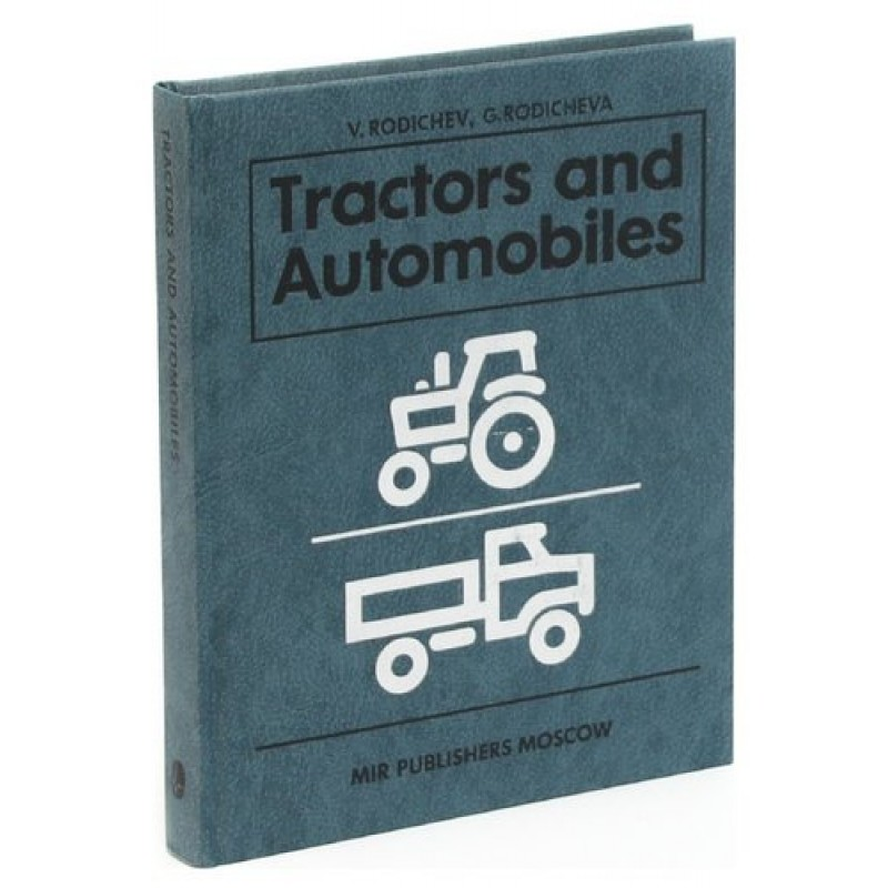 TRACTORS AND AUTOMOBILES