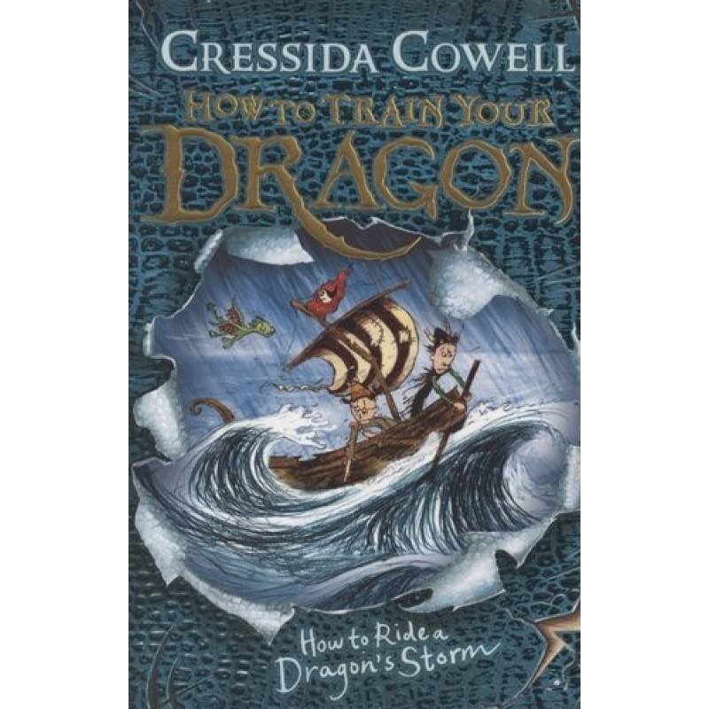 How to Train Your Dragon: How to Ride a Dragon\'s Storm. Book 7