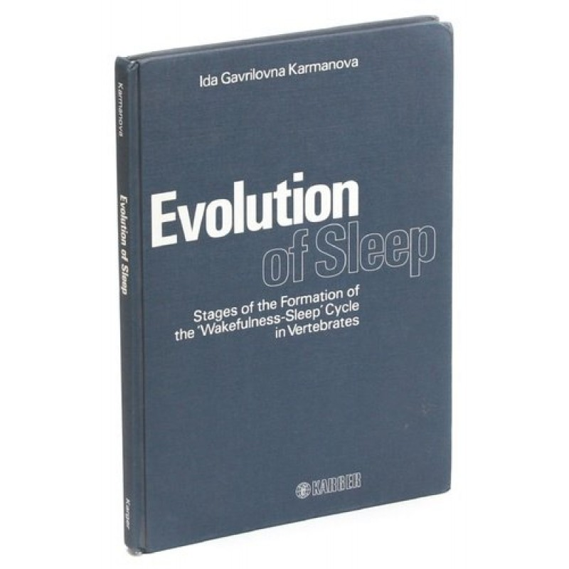 Evolution of Sleep: Stages of the Formation of the Wakefulness-Sleep Cycle in Vertebrates