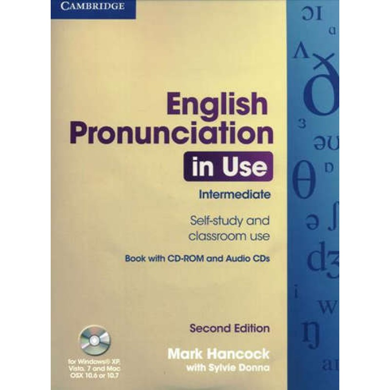 English Pronunciation in Use Intermediate 2 Ed with answ+ Audio CDs (4) and CD-ROM